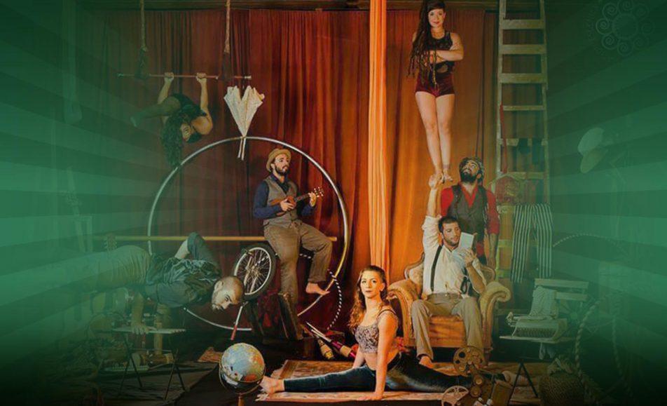 «Los Álvarez» (Circo Sensaciones)