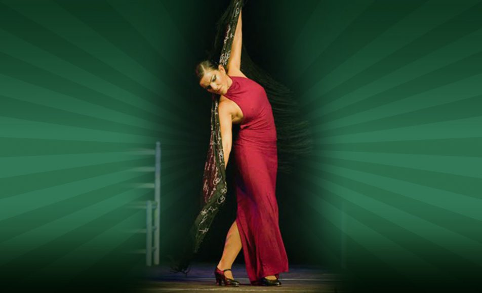 "Elena Ballesteros // Tardes de danza: ""AROUND THE WORLD"""