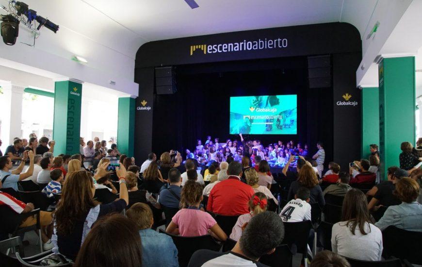 """Globalcaja ofrecerá en """"Escenario Abierto"""" un completo programa de actividades culturales en la Feria de Albacete"""