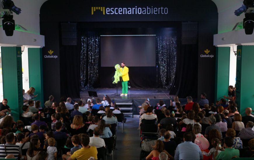 Escenario Abierto ofrecerá más de 40 espectáculos en la Feria de Albacete